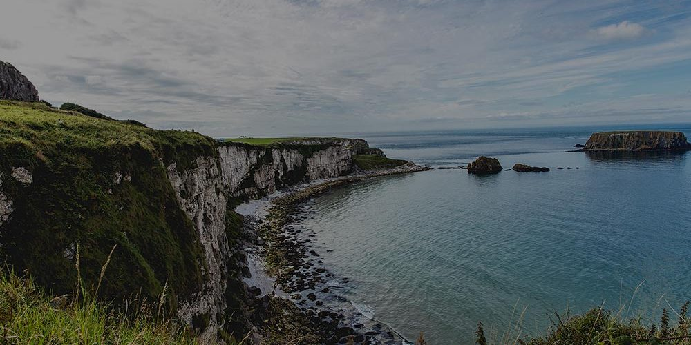 A colour image of the Irish coastline used as the main image in the Emerald Investor Fund project page - Westhill Investments
