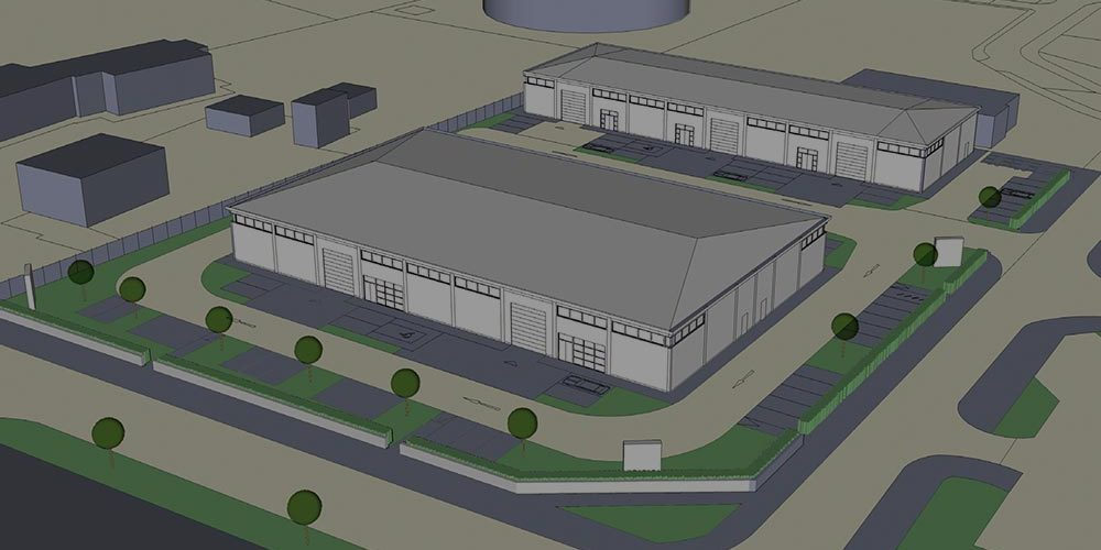 A colour image representing the Aylesbury Portfolio - property development project - Westhill Investments